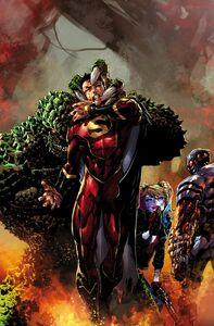 New Super-Man Vol 1 15 Textless