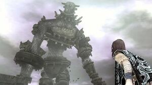 Shadow of the Colossus Gaius Boss Fight - 3rd Colossus (PS3 1080p)