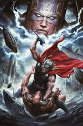Thor God of Thunder Vol 1 23 Textless