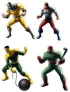 Wrecking Crew (Earth-12131) Marvel Avengers Alliance