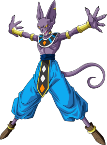 God of destruction beerus 2 by rayzorblade189-d9wey5c