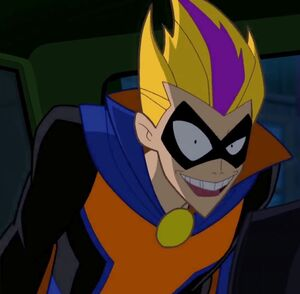 James Jesse Justice League Action 0001