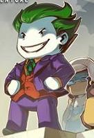 Joker in Scribblenauts Unmasked