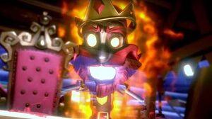 Luigi's Mansion 3 - King Mac Fright Boss Fight