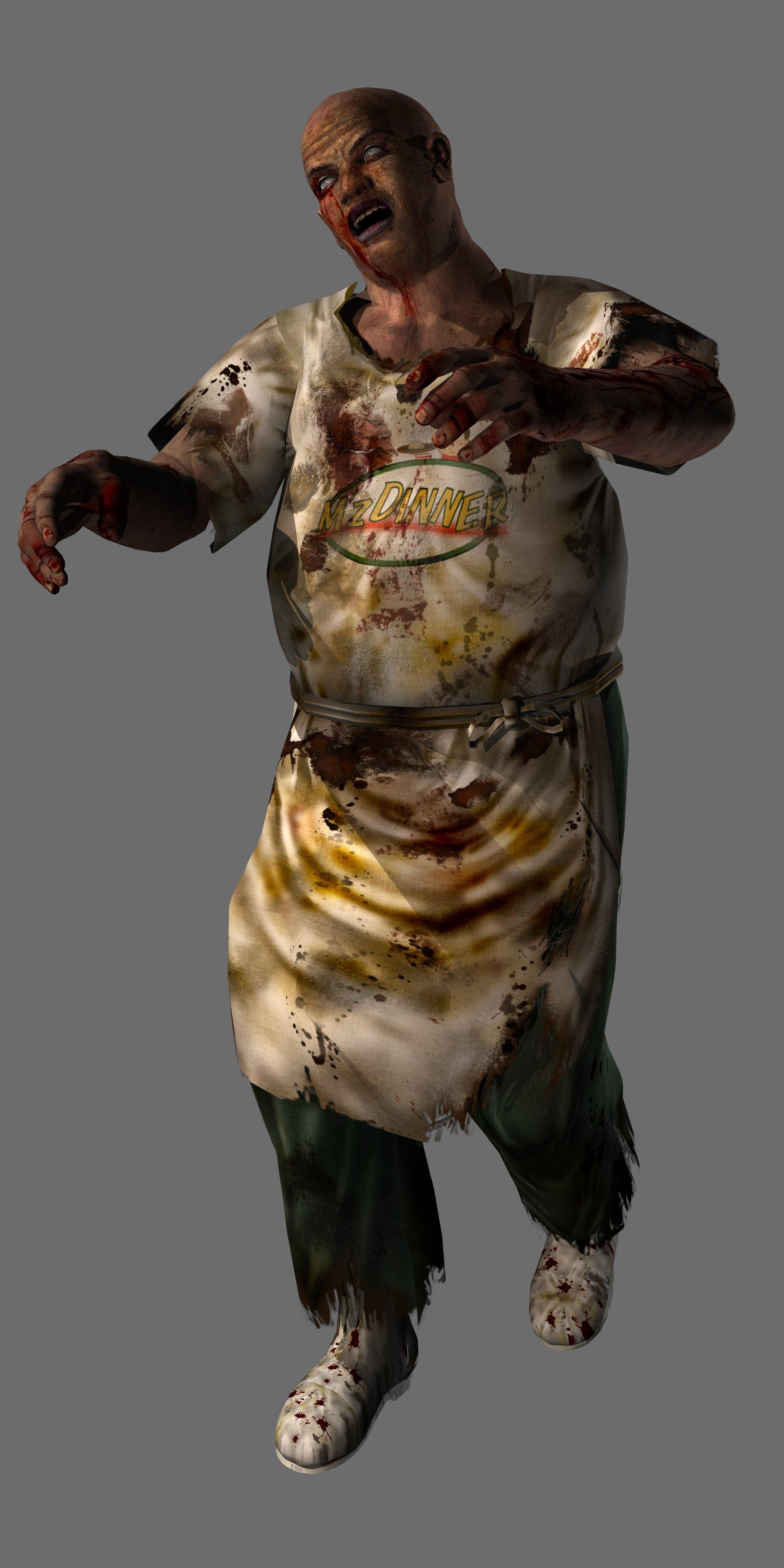 RE3 Zombie