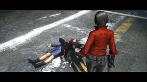 Resident Evil 6 HD Remaster - Ada Wong Chapter 4 (Carla Boss Fight) PS4 Gameplay