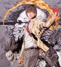 Ryuk-the-shinigami-and-light-yagami-ohba-obata