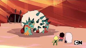 Steven Universe - Jasper Corruption Earthlings (Clip 2)