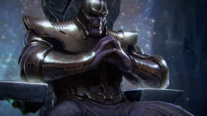 Thanos Concept Art (Phase 3 Exclusive Look)