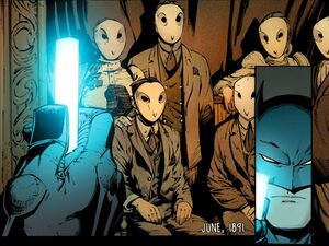Court of Owls 001