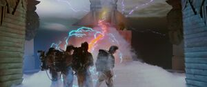 Destruction of the Temple of Gozer