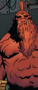 Gog (Mojoverse) from X-Men Blue Vol 1 15 002