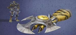 Kintaro weapon concept02