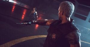 Nikolai and Jill Bad ending RE3make