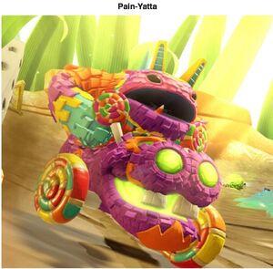 Pain-Yatta (Skylanders SuperChargers)