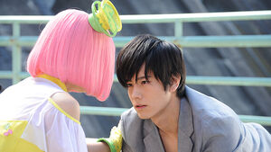 Poppy y Kuroto
