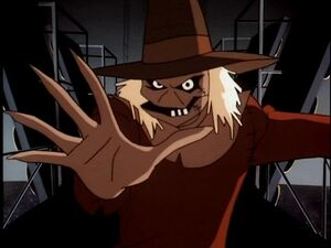Scarecrow animated series