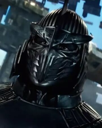Shredder Live Action Movies Villains Wiki Fandom