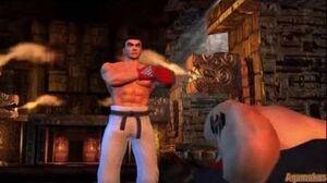Tekken Hybrid Tekken Tag Tournament HD - Kazuya Mishima ending - HD 1080p