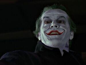Batman the joker jack nicholson