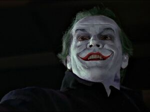 Batman the joker jack nicholson