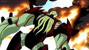Ben 10 - Ben vs Vilgax and his Drones