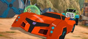 Bisk's Vehicle Mode