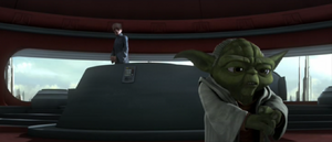 Chancellor Palpatine Yoda