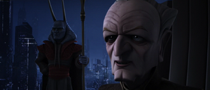 Chancellor Palpatine endorsement