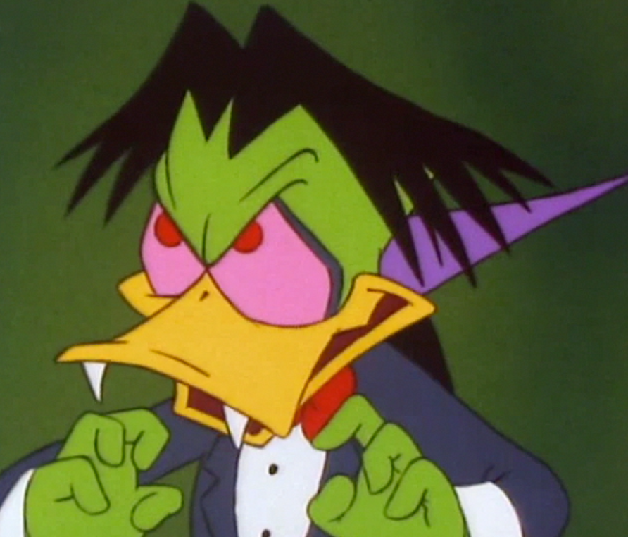 Count_Duckula on Duck Book