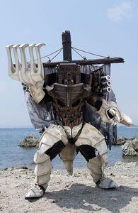 Ghost Ship Minosaur