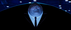 Kingpin's first appearance