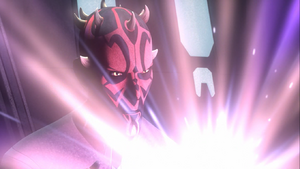 Maul collapse