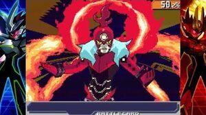 Mega Man Star Force 3 Post-Game - Part 6 Apollo Flame