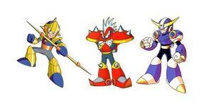 Megaman Killers