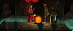 Talzin Savage mystic