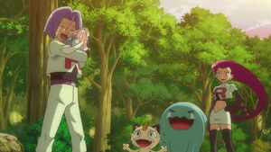 Team Rocket (After Evil Malamar Team's Defeat)