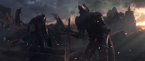 Abyss Watchers Intro
