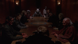 Circle of the Black Thorn Council