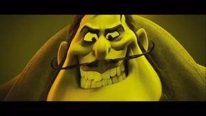 Dick Dastardly's Evil Grin