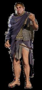 Eudoros render