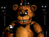 Freddy Fazbear (Five Nights at Freddy's Saga)