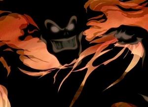 Hexxus evil grin