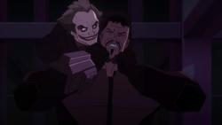 Joker deadshot fight