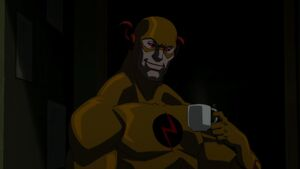 Professor Zoom Justice League The Flashpoint Paradox