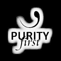 The Purity First Logotype