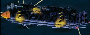 Warship Goljat (FULL Picture)