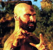 Zangief Street Fighter movie