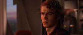 Anakin looking