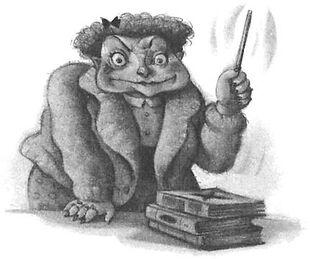 Image result for dolores umbridge book
